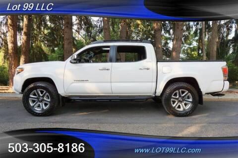 2017 Toyota Tacoma for sale at LOT 99 LLC in Milwaukie OR