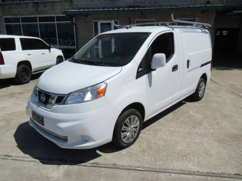 2014 Nissan NV200 for sale at Lone Star Auto Center in Spring TX