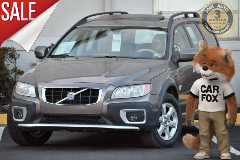 2008 Volvo XC70 for sale at JDM Auto in Fredericksburg VA