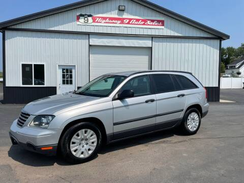 2006 Chrysler Pacifica for sale at Highway 9 Auto Sales - Visit us at usnine.com in Ponca NE