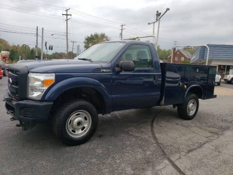 2015 Ford F-350 Super Duty for sale at COLONIAL AUTO SALES in North Lima OH