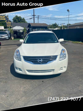 2010 Nissan Altima for sale at Alliance Auto Group Inc in Fullerton CA