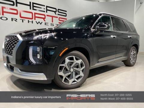 2021 Hyundai Palisade for sale at Fishers Imports in Fishers IN