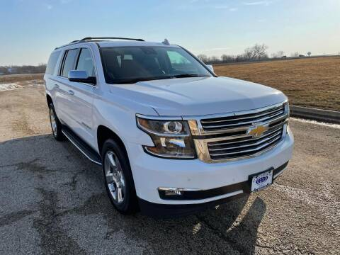 2020 Chevrolet Suburban for sale at Alan Browne Chevy in Genoa IL