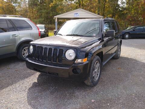 2007 Jeep Patriot for sale at Seneca Motors, Inc. (Seneca PA) - MEADVILLE, PA LOCATION in Conneaut Lake PA