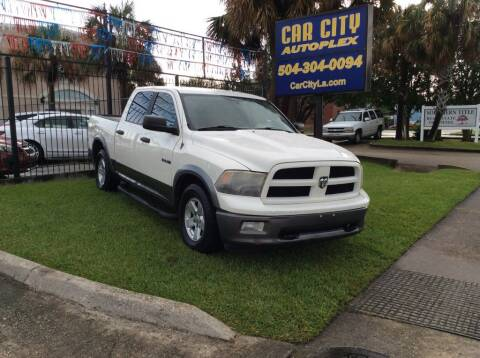 2009 Dodge Ram Pickup 1500 for sale at Car City Autoplex in Metairie LA