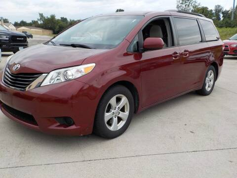 2014 Toyota Sienna for sale at Automotive Locator- Auto Sales in Groveport OH