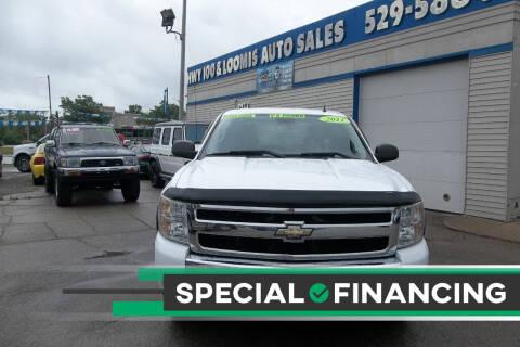 2011 Chevrolet Silverado 1500 for sale at Highway 100 & Loomis Road Sales in Franklin WI