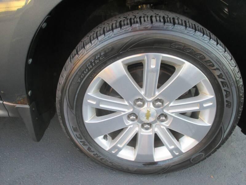 2011 Chevrolet Equinox AWD LT 4dr SUV w/2LT - Calumet City IL