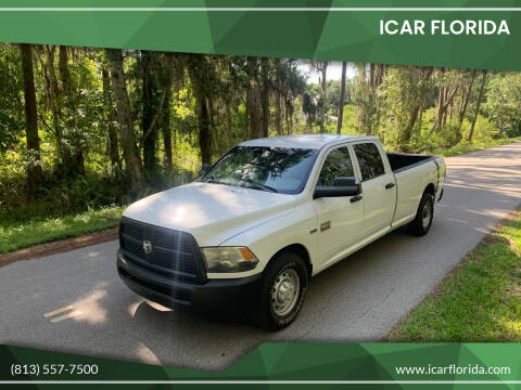 2012 RAM Ram Pickup 2500 for sale at ICar Florida in Lutz FL