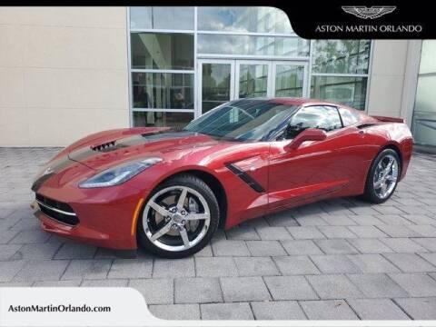 2014 Chevrolet Corvette for sale at Orlando Infiniti in Orlando FL