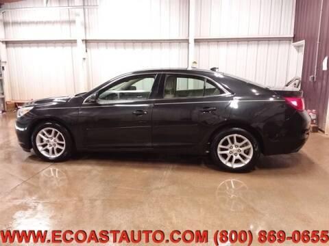 2014 Chevrolet Malibu for sale at East Coast Auto Source Inc. in Bedford VA