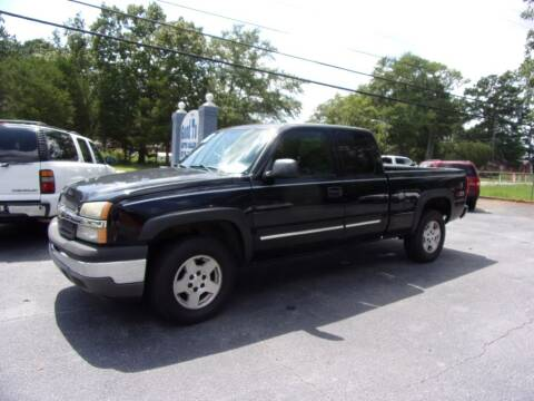 2005 Chevrolet Silverado 1500 for sale at Good To Go Auto Sales in Mcdonough GA