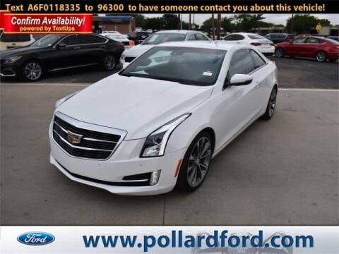 2015 Cadillac ATS for sale at South Plains Autoplex by RANDY BUCHANAN in Lubbock TX