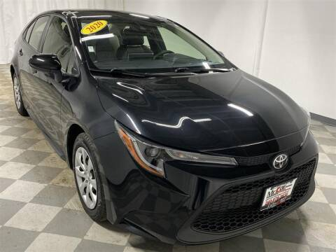 2020 Toyota Corolla for sale at Mr. Car LLC in Brentwood MD