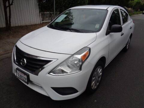 2015 Nissan Versa for sale at Boktor Motors in North Hollywood CA