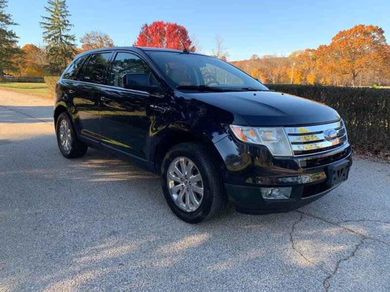 2008 Ford Edge for sale at 100% Auto Wholesalers in Attleboro MA