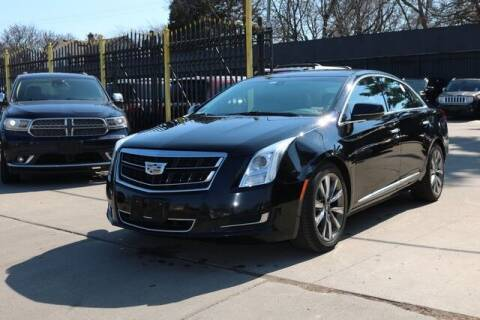 2017 Cadillac XTS Pro for sale at F & M AUTO SALES in Detroit MI