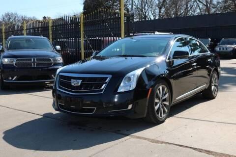 2017 Cadillac XTS Pro for sale at F & M AUTO SALES in Detroit MI