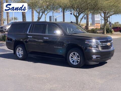 2019 Chevrolet Suburban for sale at Sands Chevrolet in Surprise AZ
