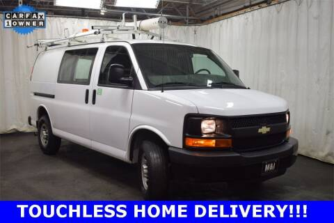 2011 Chevrolet Express Cargo for sale at M & I Imports in Highland Park IL
