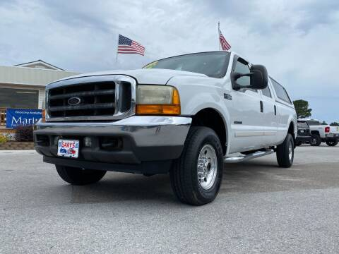 2001 Ford F-350 Super Duty for sale at Gary's Auto Sales in Sneads NC