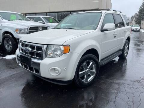 2010 Ford Escape for sale at Sedo Automotive in Davison MI