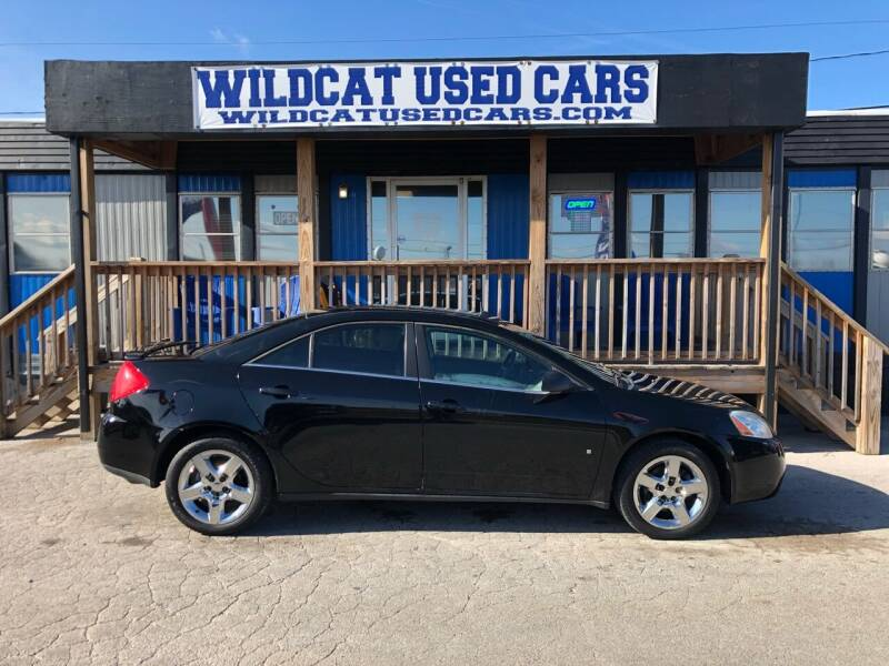 2008 Pontiac G6 for sale at Wildcat Used Cars in Somerset KY