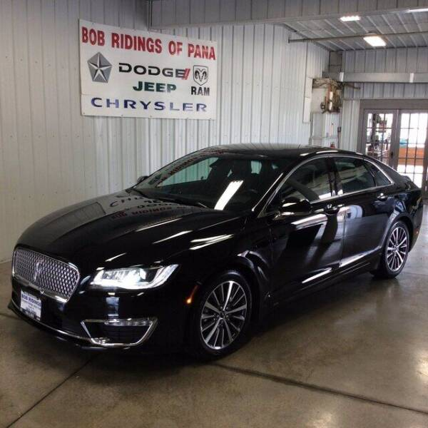 2019 Lincoln MKZ Hybrid for sale in Pana, IL