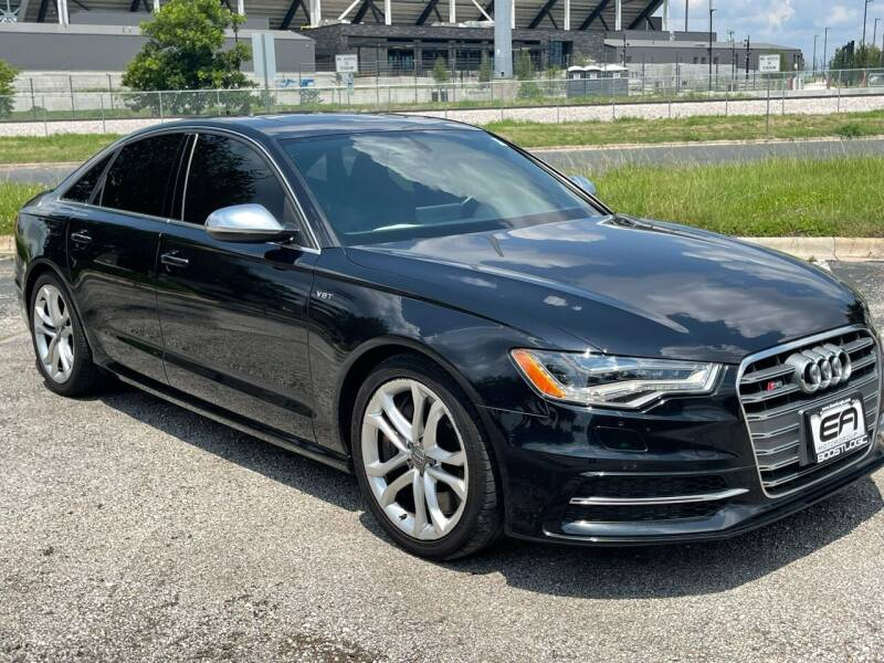 2014 Audi S6 for sale at EA Motorgroup in Austin TX