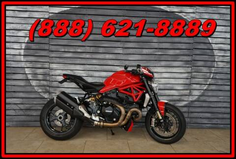 2018 Ducati Monster for sale at AZautorv.com in Mesa AZ