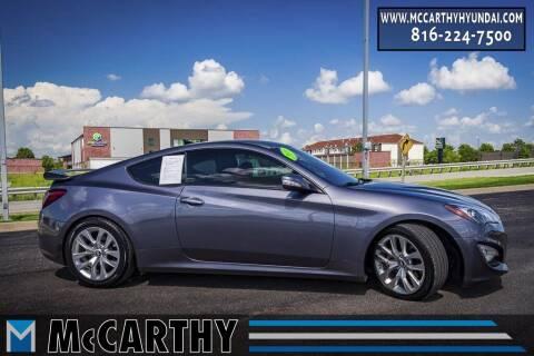 2016 Hyundai Genesis Coupe for sale at Mr. KC Cars - McCarthy Hyundai in Blue Springs MO