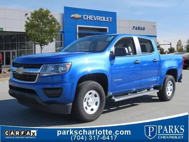 2019 Chevrolet Colorado for sale in Charlotte, NC