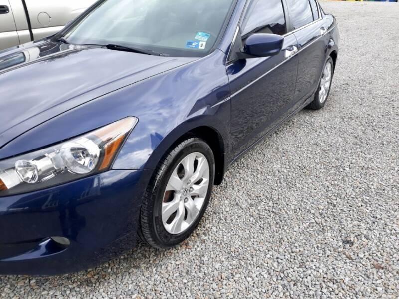 2008 Honda Accord for sale at Summit Motors LLC in Morgantown WV