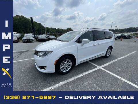 2020 Chrysler Pacifica for sale at Impex Auto Sales in Greensboro NC