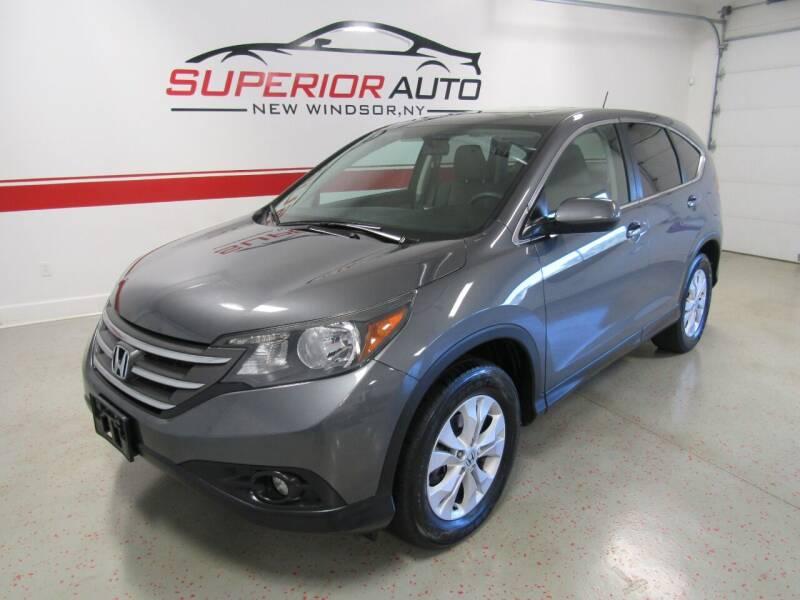 2014 Honda CR-V for sale at Superior Auto Sales in New Windsor NY