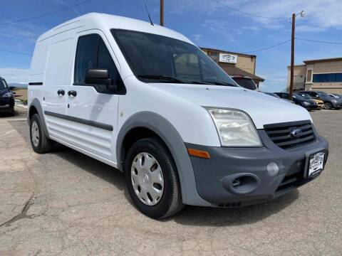 2013 Ford Transit Connect for sale at BERKENKOTTER MOTORS in Brighton CO