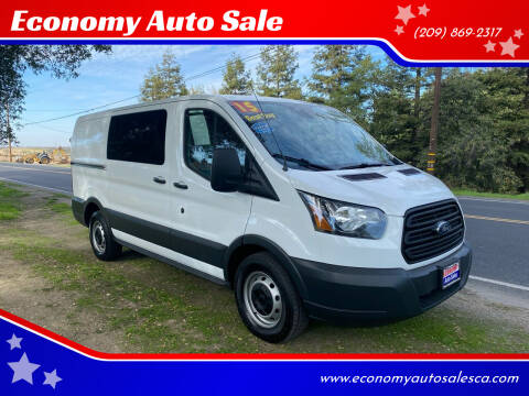 2015 Ford Transit Cargo for sale at Economy Auto Sale in Modesto CA