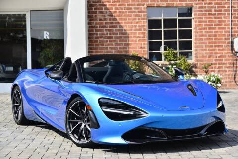 2019 McLaren 720S Spider for sale at O'Gara Coach McLaren Beverly Hills in Beverly Hills CA