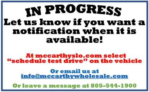 2011 Chevrolet Silverado 1500 for sale at McCarthy Wholesale in San Luis Obispo CA