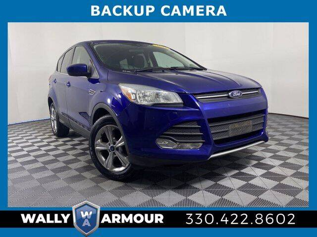 2015 Ford Escape for sale at Wally Armour Chrysler Dodge Jeep Ram in Alliance OH