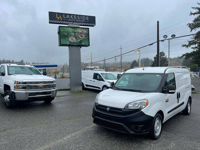 2018 RAM ProMaster City Wagon for sale at Lakeside Auto in Lynnwood WA