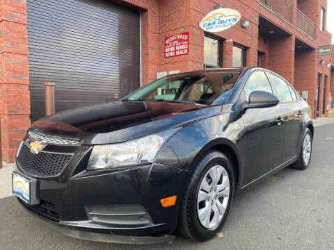 2013 Chevrolet Cruze for sale at The Car Guys in Staten Island	 NY