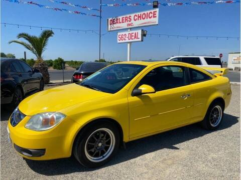 2005 Chevrolet Cobalt for sale at Dealers Choice Inc in Farmersville CA