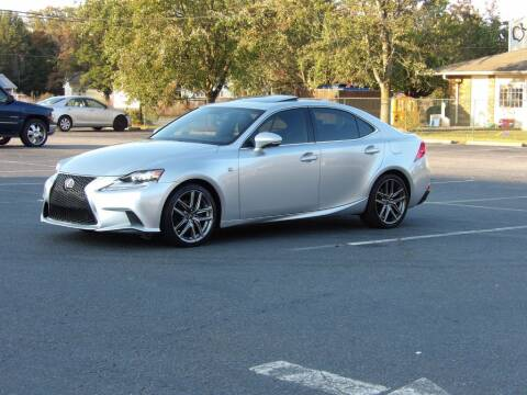 2014 Lexus IS 250 for sale at Access Auto in Kernersville NC