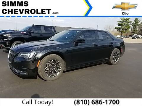 2016 Chrysler 300 for sale at Aaron Adams @ Simms Chevrolet in Clio MI