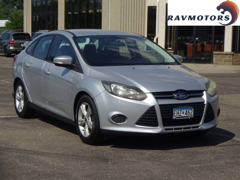 2014 Ford Focus for sale in Crystal, MN
