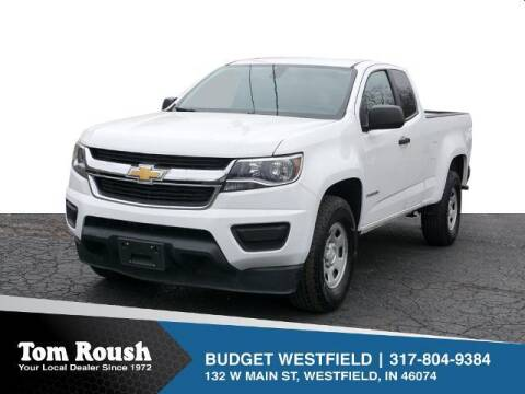 2016 Chevrolet Colorado for sale at Tom Roush Budget Westfield in Westfield IN