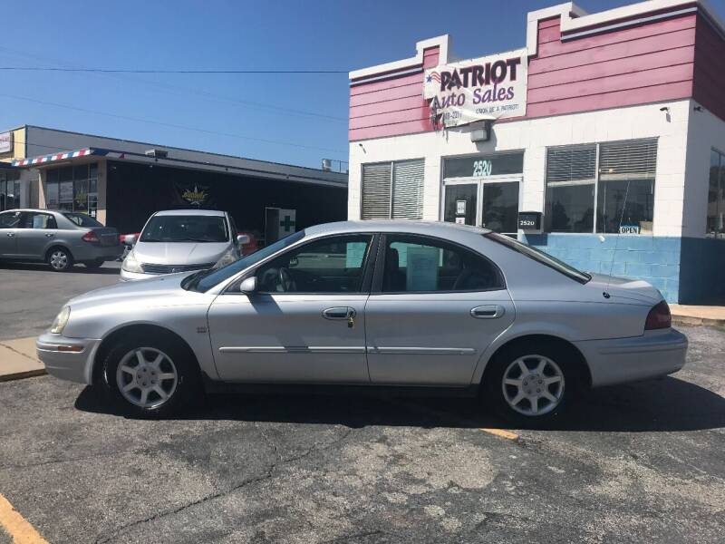 2001 Mercury Sable LS Premium 4dr Sedan - Lawton OK