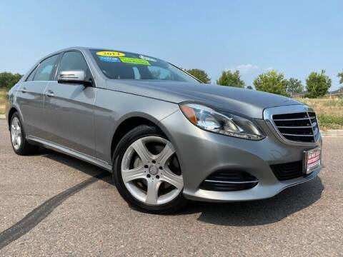2014 Mercedes-Benz E-Class for sale at UNITED Automotive in Denver CO